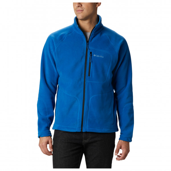 Columbia - Fast Trek II Full Zip Fleece Fleecejacke Gr XS Regular;XXL Regular grau;rot;braun;blau;schwarz;schwarz/blau;schwarz/oliv
