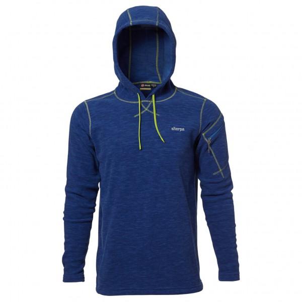 Sherpa - Ananta Pullover Fleecepullover Gr XL blau - broschei