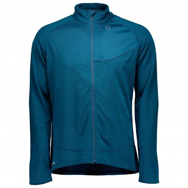 Scott - Jacket Trail MTN Polar 70 - Fleecejacke Gr XXL blau