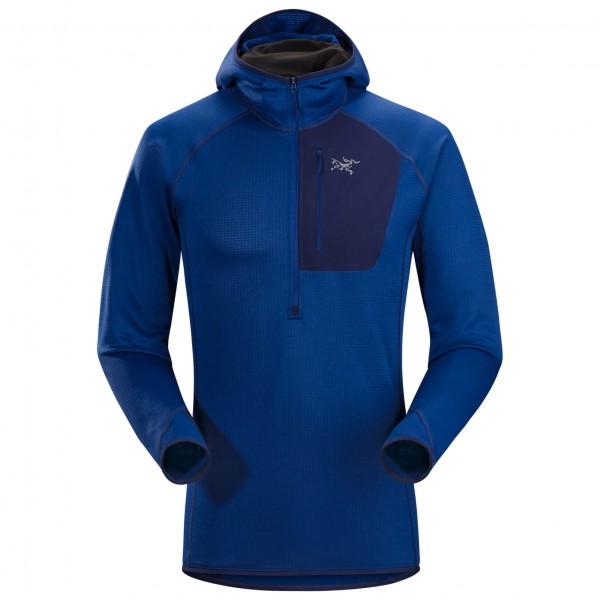 Arc´teryx - Konseal Hoody Fleecepullover Gr XL blau