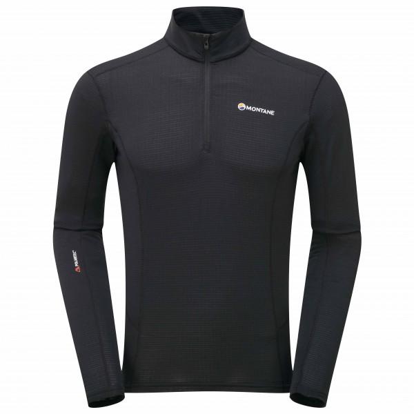 Montane - Allez Micro Pull-On - Fleecepullover Gr XL schwarz