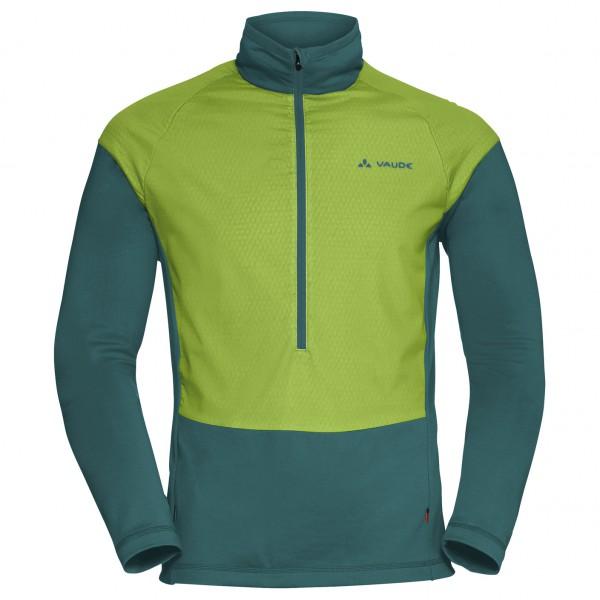 Vaude - Bormio Halfzip - Fleece Jumper Size S  Turquoise/green