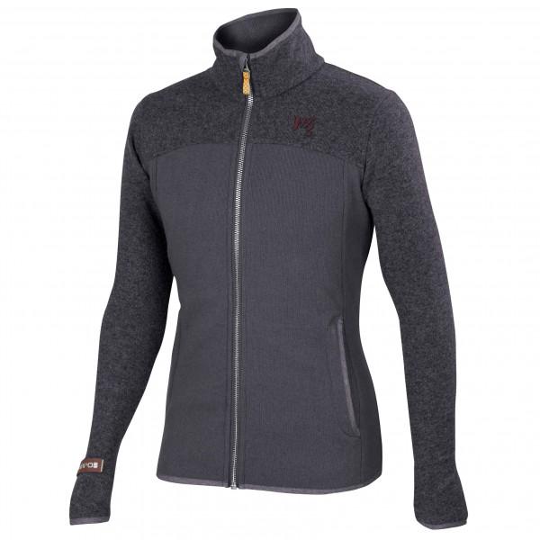 Karpos - Stua Jacket - Wolljacke Gr XXL schwarz/grau