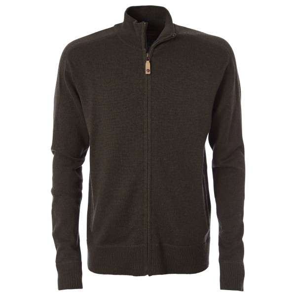 Royal Robbins - All Season Merino Track Jacket - Wolljacke Gr M schwarz