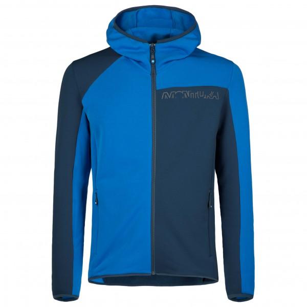 Montura - Sky Fall Hoody Maglia Fleecejacke Gr L;M;S;XL schwarz;blau