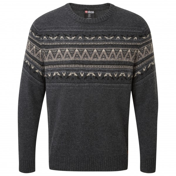 Sherpa - Nathula Crew Sweater - Pull-overs en laine mérinos