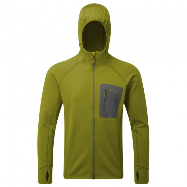 Polaire S Superflux Vert Olive Veste Hoody Rab Taille qw8p4BWS