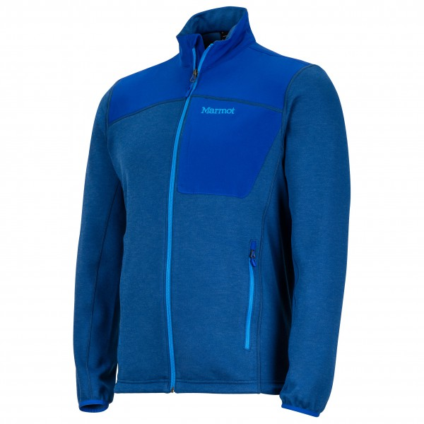 Marmot - Outland Jacket - Fleecejacke Gr XXL blau