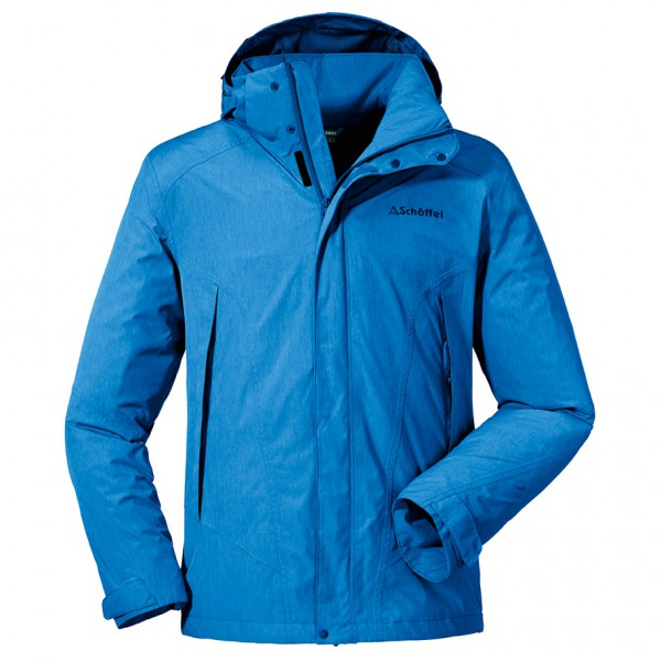 Schöffel - Jacket Easy M 3 - Hardshelljacke Gr 48 blau