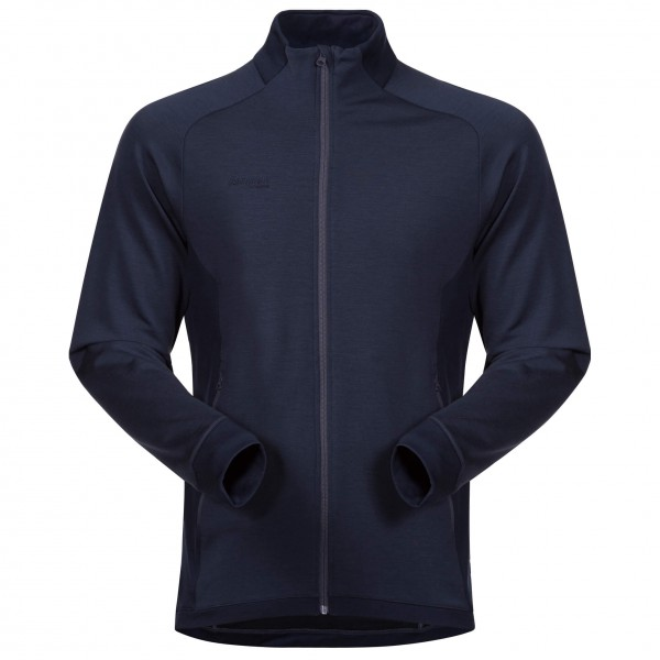 Bergans - Vikke Jacket - Wolljacke Gr XXL schwarz