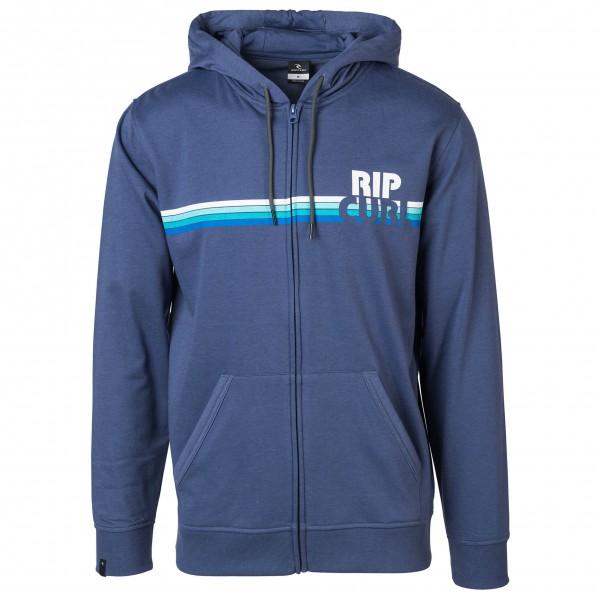 Rip Curl - Big M Fleece - Fleecejacke Gr L blau