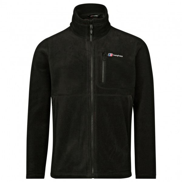 Berghaus - Activity Pt Interactive Fleece Jacket - Fleece Jacket Size S  Black