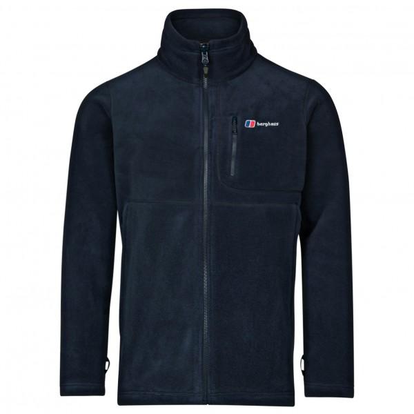 Berghaus - Activity Pt Interactive Fleece Jacket - Fleece Jacket Size Xxl  Black