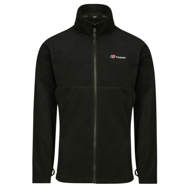 Berghaus - Prism Micro Pt Interactive Fleece Jacket - Fleece Jacket Size S  Black