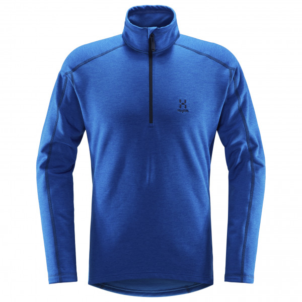 Haglöfs - Heron Top - Fleecepullover Gr L blau 6041142AN025
