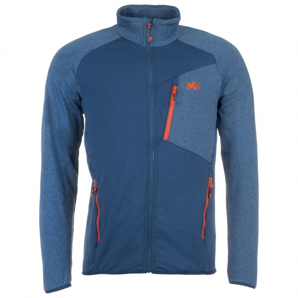 Millet - Seneca Tecno Jacket - Veste polaire taille M, bleu