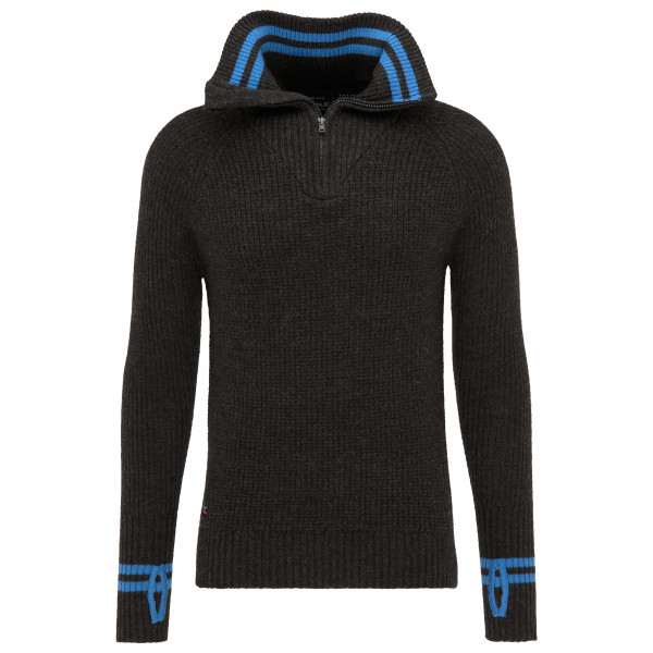 Devold - Varde Zip Neck - Merino jumper