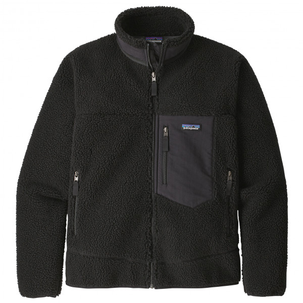 Patagonia - Classic Retro-x Jacket - Fleece Jacket Size Xl  Black