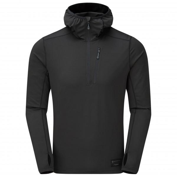 Montane - Jam Hoodie Pull-on - Fleece Jumper Size S  Black