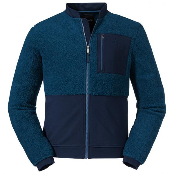 Schöffel - Fleece Jacket Stavanger - Fleecevest, blauw/zwart