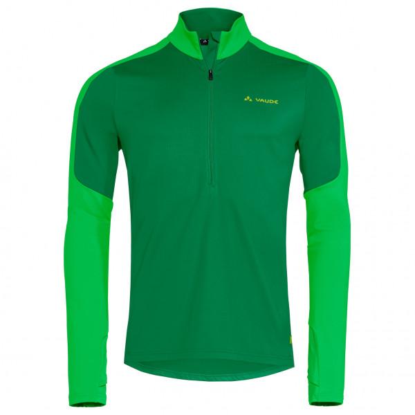 Vaude - Livigno Halfzip Ii - Fleece Jumper Size S  Olive/green