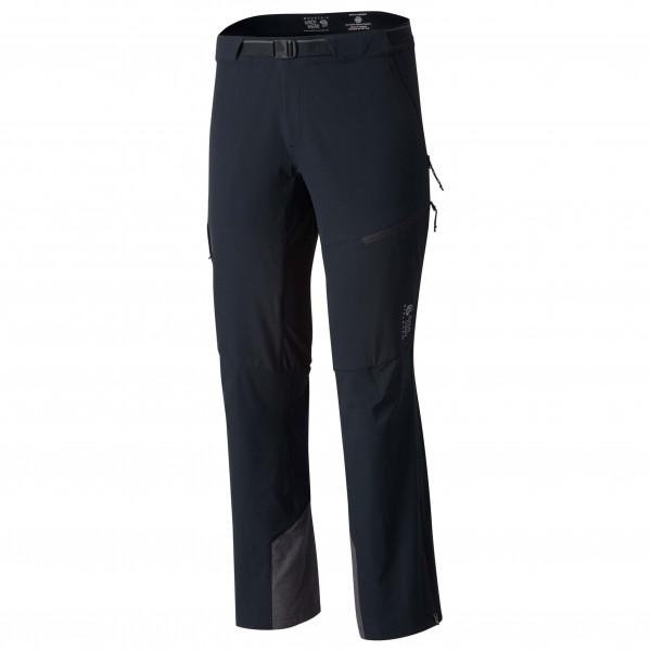 Mountain Hardwear - Super Chockstone Pant - Tourenhose Gr L - Regular schwarz