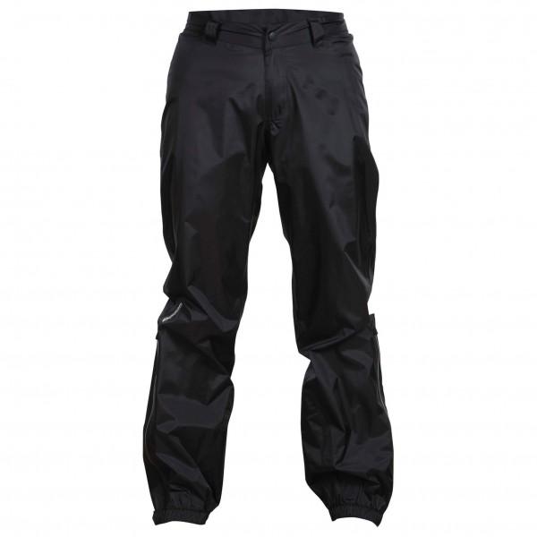 Bergans - Superlett Pants - Regenhose Gr L schwarz 173137