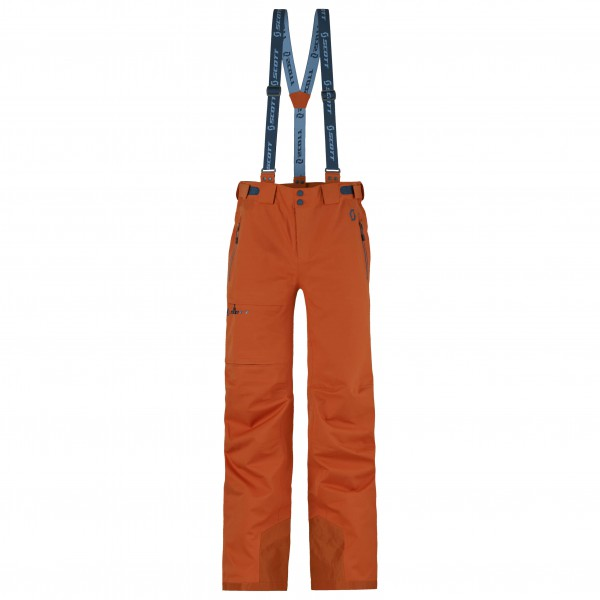 Scott - Explorair 3L Pants - Skihose Gr L orange