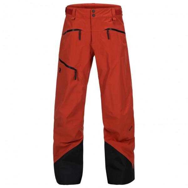 Peak Performance - Teton Pant Skihose Gr M;S;XL rot/schwarz;schwarz