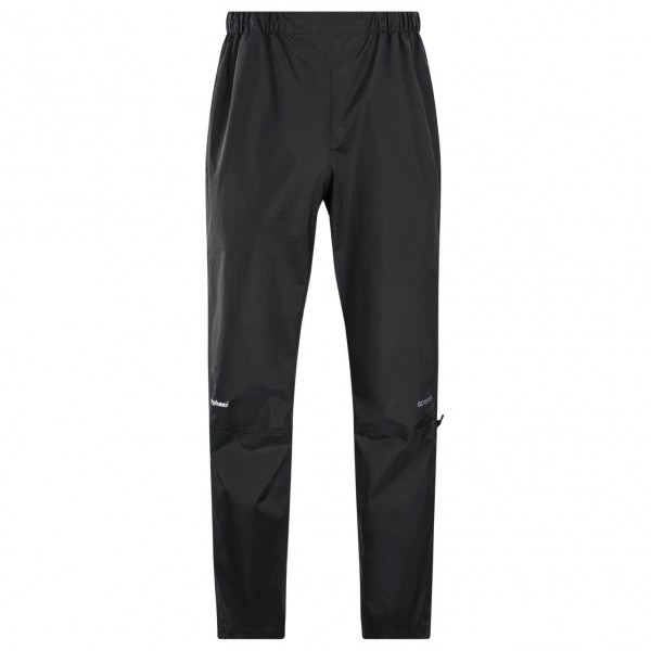 Berghaus - Paclite Overtrousers - Waterproof Trousers Size S - Short  Black