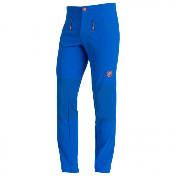 Mammut - Eisfeld Light SO Pants - Tourenhose Gr 46 blau Preisvergleich