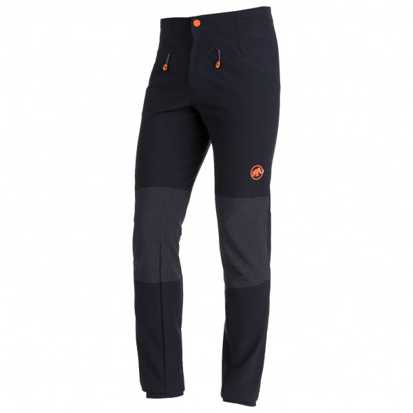 Mammut - Eisfeld Light SO Pants - Tourenhose Gr 48 schwarz Preisvergleich
