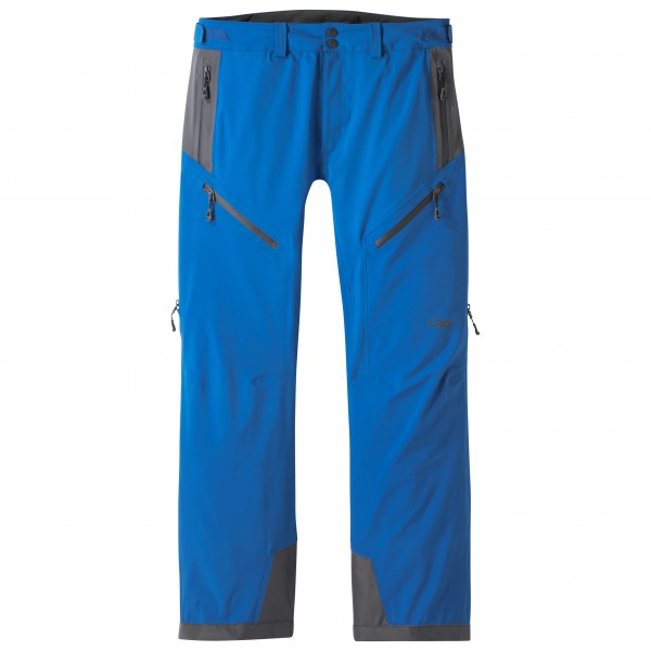 Outdoor Research - Skyward II Pants - Pantalon hardshell taille L;M;S;XL, noir;bleu