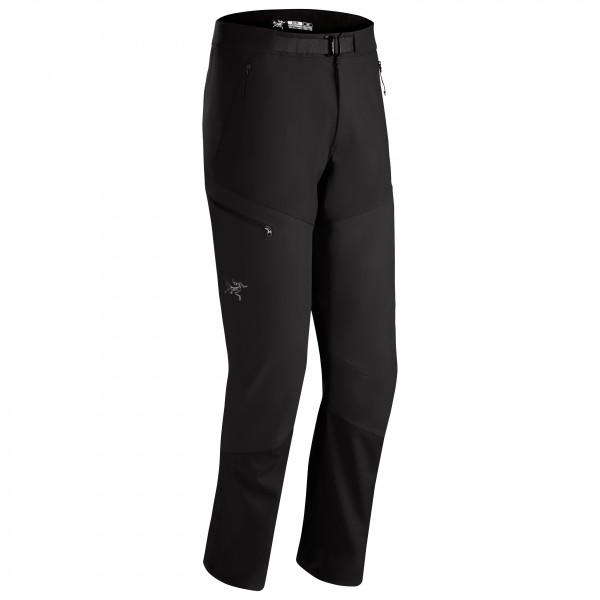 Bergans - Slingsby Light Softshell Pant - Softshell Trousers Size M  Black/grey