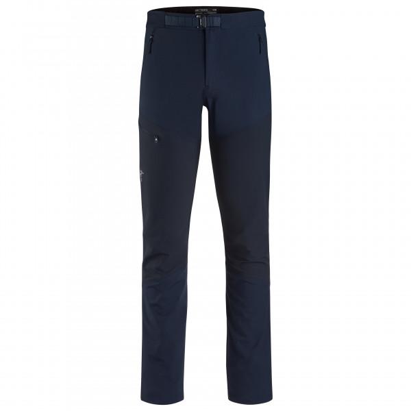 Bergans - Slingsby Light Softshell Pant - Softshell Trousers Size Xl  Black/grey