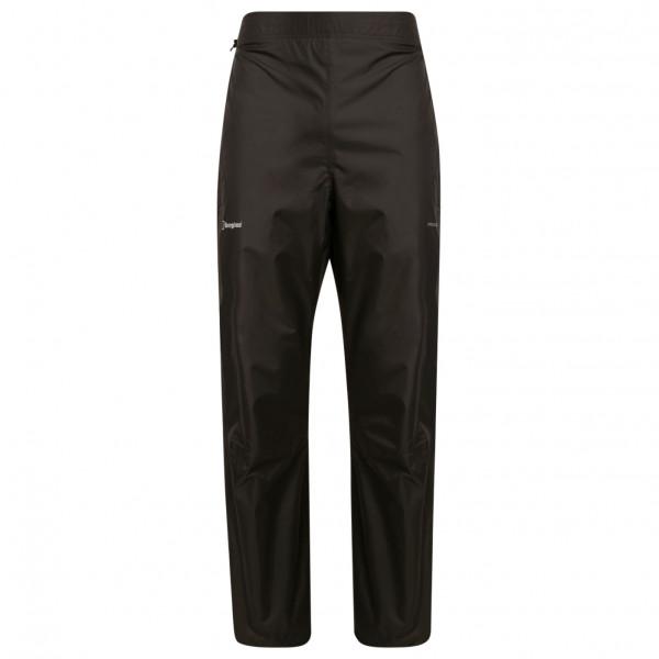 Berghaus - Deluge Pro 2.0 Pant - Waterproof Trousers Size S - Length 33  Black