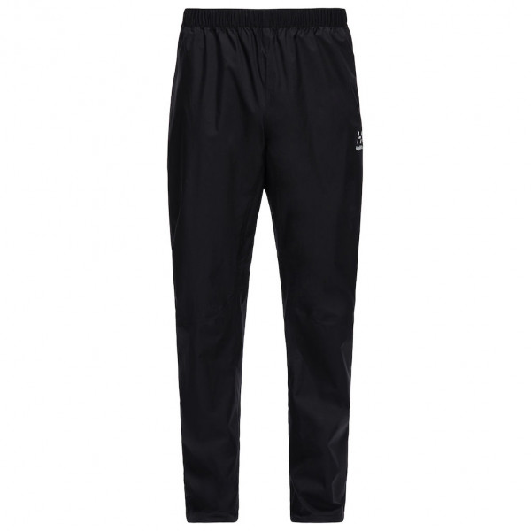 #Haglöfs – L.I.M Proof Pants – Regenhose Gr XL schwarz#
