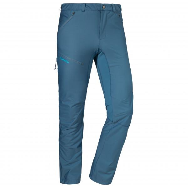 *Schöffel – Pants Wallis Light – Tourenhose Gr 50;52;56 blau;schwarz*