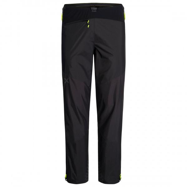 Montura - Sprint Cover Pants - Regenhose Gr L schwarz PCT30X90
