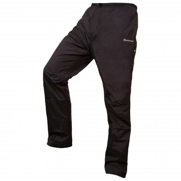 Montane - Dynamo Pants - Waterproof Trousers Size Xxl - Short  Black