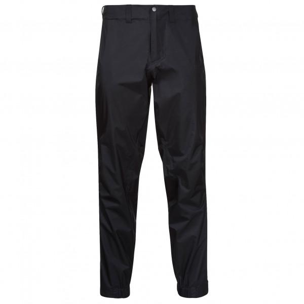 Bergans - Vatne 3L Pants - Regenhose Gr M schwarz 227176