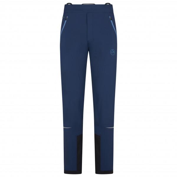 La Sportiva - Karma Pant - Ski touring trousers size XL - Long, blue
