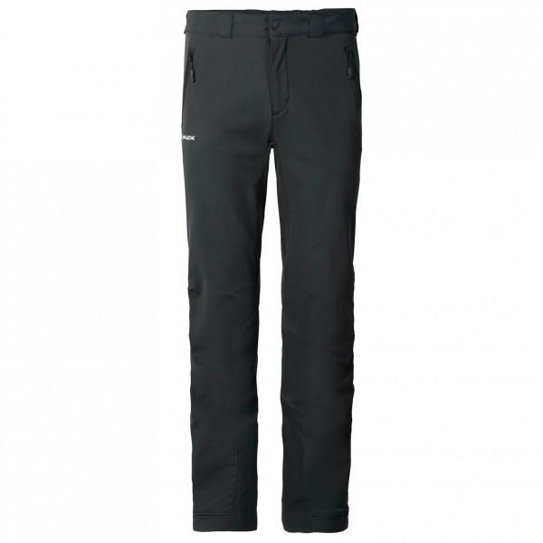 Montafon Pants III - Softshellhose Gr 48 - Short schwarz