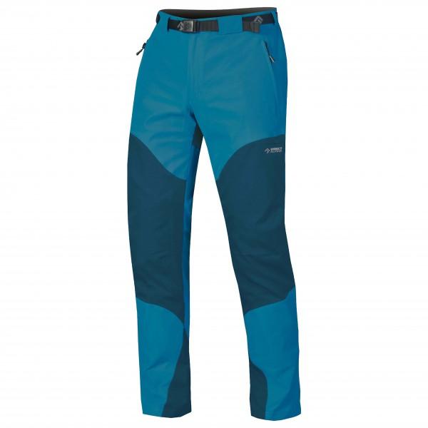 Directalpine - Patrol 4.0 Softshellhose Gr L Regular;L Short;M Short;XL Short;XXL Regular schwarz/grau;schwarz