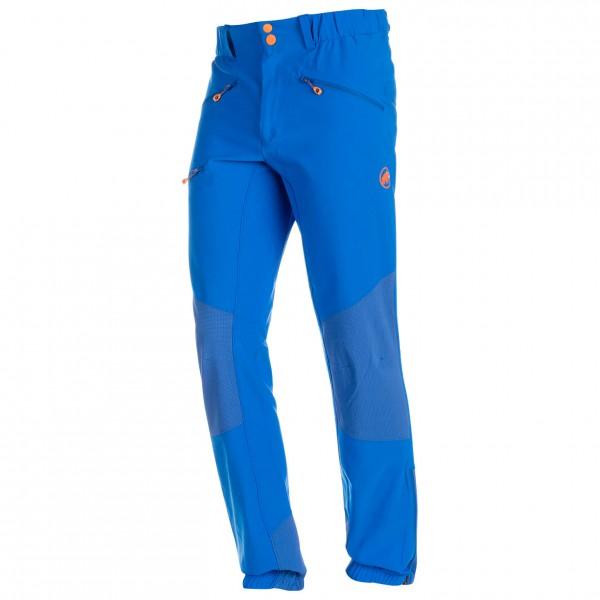 Mammut - Eisfeld Advanced Softshell Pants - Softshellhose Gr 56 - Regular blau Preisvergleich