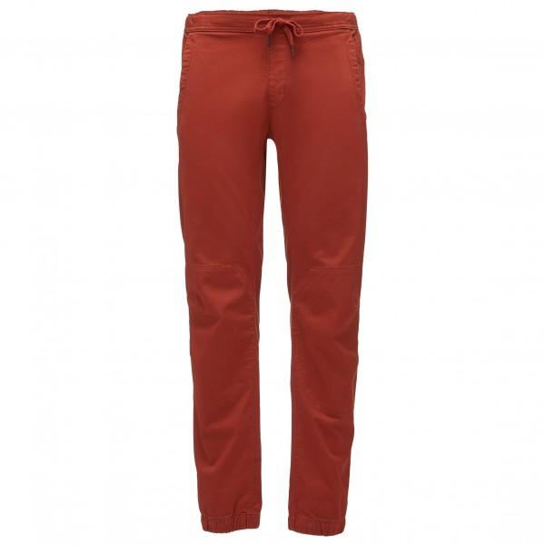 Black Diamond - Notion Pants - Climbing Trousers Size Xl  Red