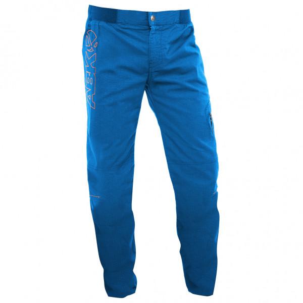 Image of ABK Crux Pant Kletterhose Gr L blau
