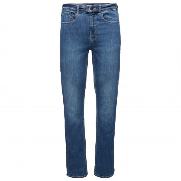 Black Diamond - Forged Denim Pants - Climbing Trousers Size 28 - Length: 32  Blue