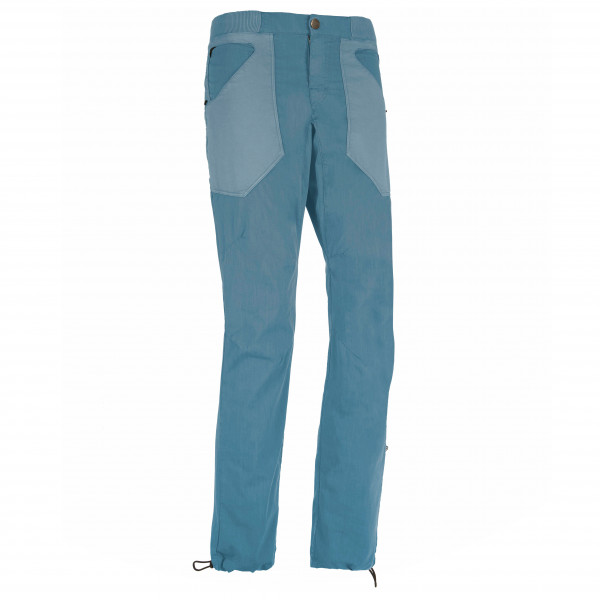 E9 - N Ananas - Boulderhose Gr L;M;S;XL;XS türkis;schwarz/blau;blau/grau/türkis N ANANAS-S20