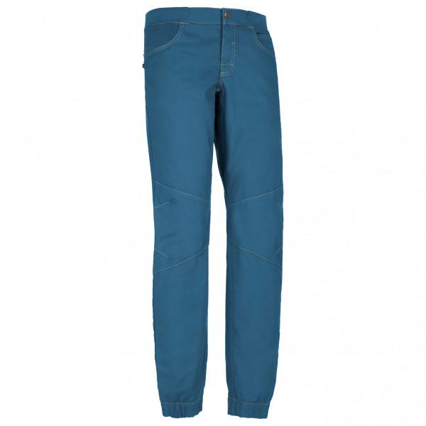 E9 - Scud Skinny - Boulderhose Gr M blau S21-UTR003dblM